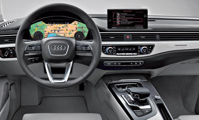 Audi A4 N 250 Mero 5 Motor Show
