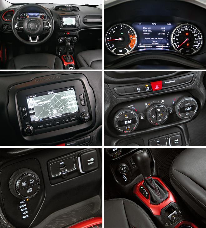 Interior Jeep Renegade Indonesia: Jeep Renegade Diesel: Um Jipinho De Verdade
