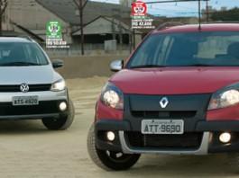 Renault Sandero Stepway vs. VW CrossFox