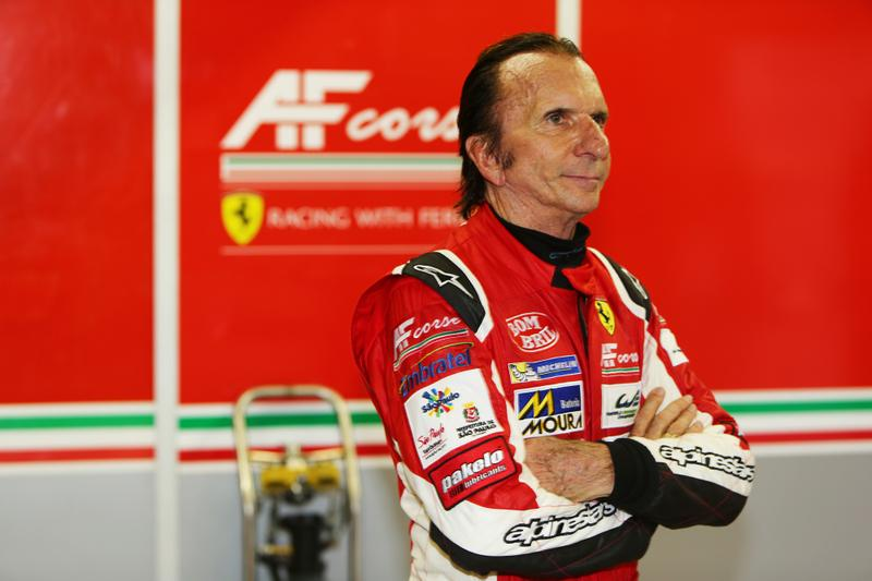 Emerson teve problemas com sua Ferrari