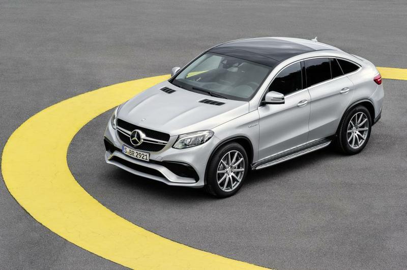 Mercedes GLE chega no 3º trimestre deste ano