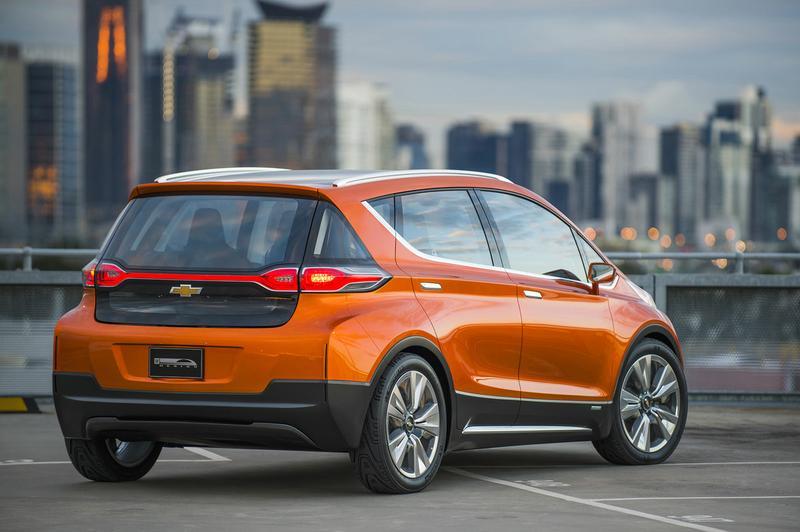 Elétrico Chevrolet Bolt chega ao Brasil