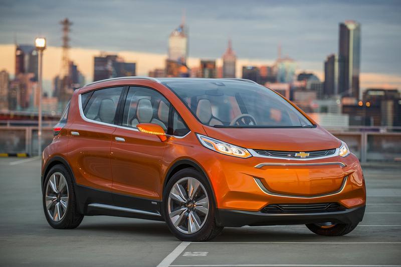 Elétrico Chevrolet Bolt chega ao Brasil por R$ 289 mil