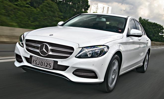 mercedes faz recall dos modelos classe a b c cla gla e slk motor show. Black Bedroom Furniture Sets. Home Design Ideas