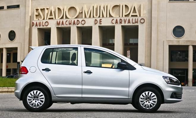 VW Fox Bluemotion