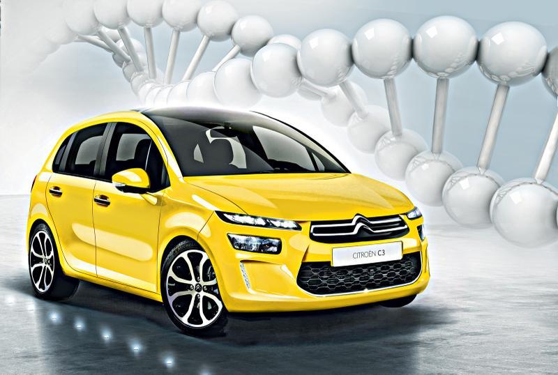 Novo Citroën C3 será revelado em outubro, aponta site ...