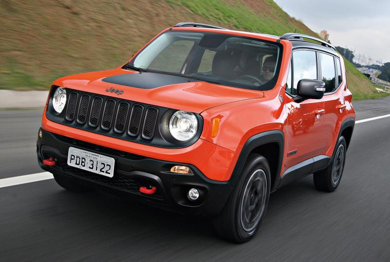 Jeep Renegade Diesel Um Jipinho De Verdade