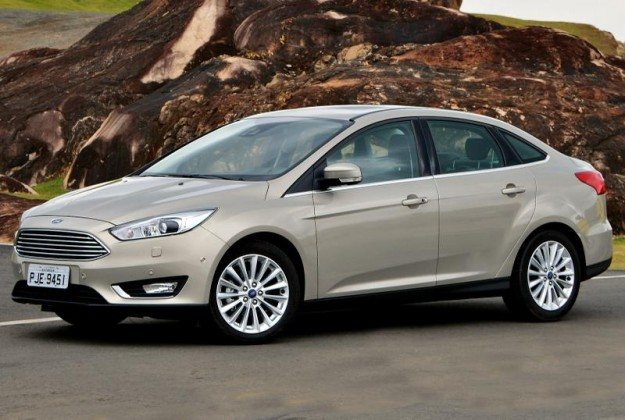 Ford Focus Fastback