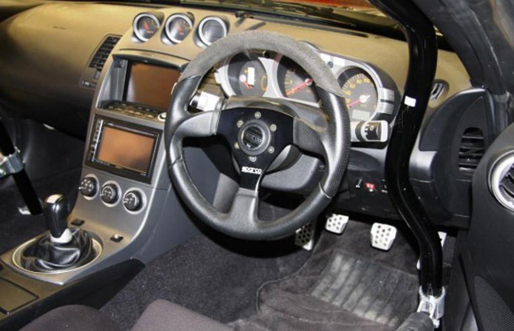 """Nissan 350z A Vendre >> Nissan 350Z de """"Velozes e Furiosos"""" está à venda por R$ 816 mil - Motor Show"""
