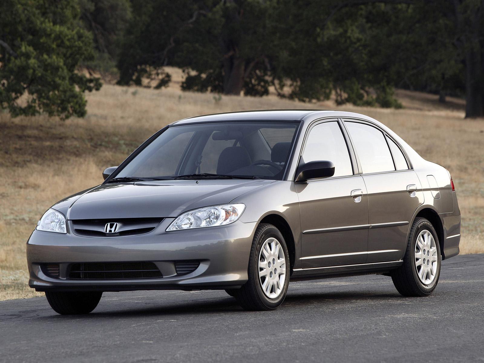 7ª Geração U2014 2001 A 2005. Honda