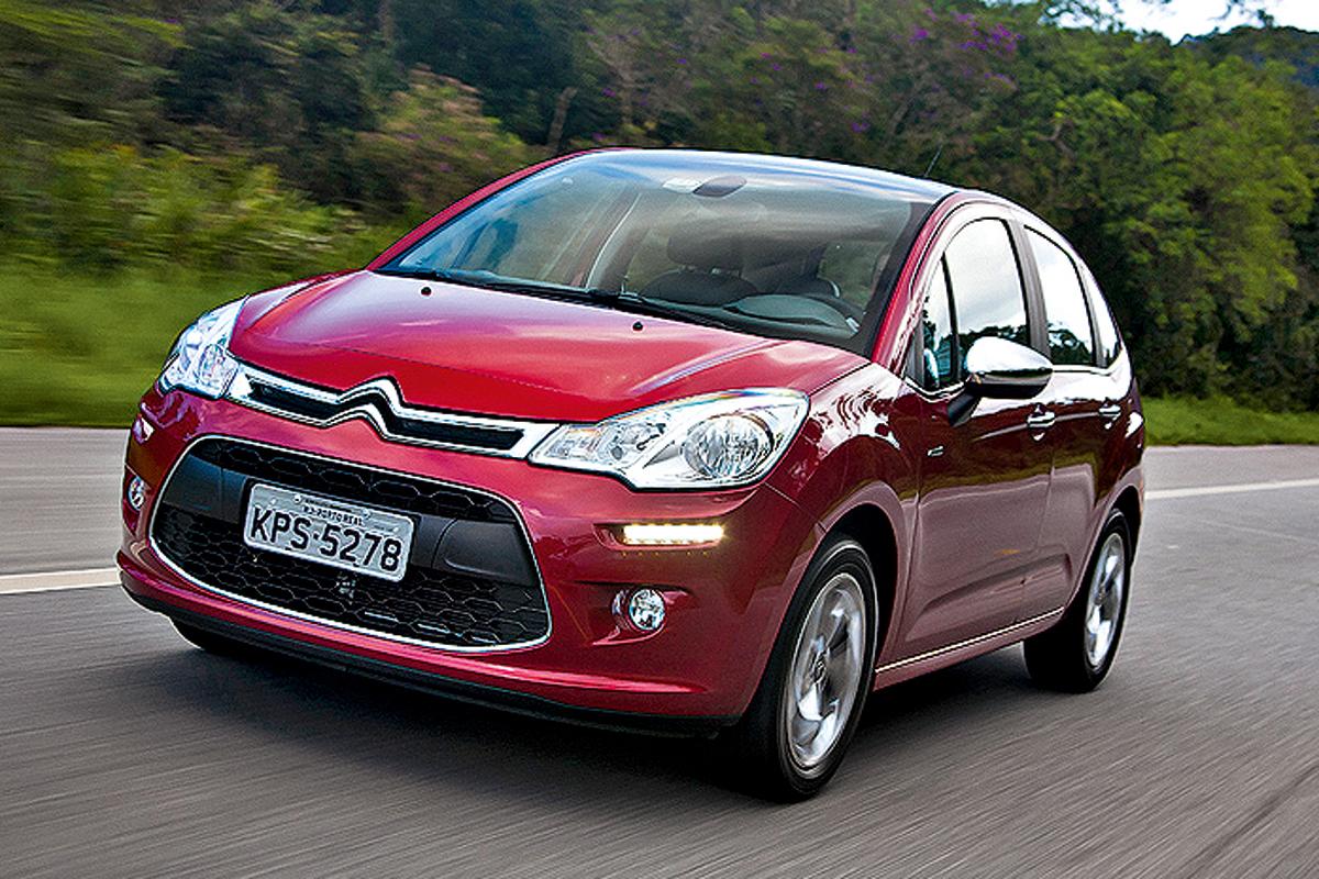 Citroën C3 Origine  – R$ 53.490  Usas a plataforma e a mecânica do 208, mas tem lista de equipamentos menor