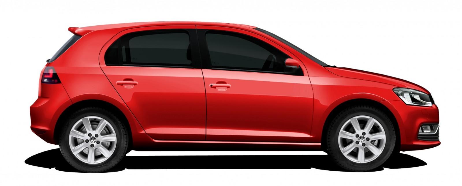 Os novos segredos da VW: o Gol para 2018 e a volta do Polo ...