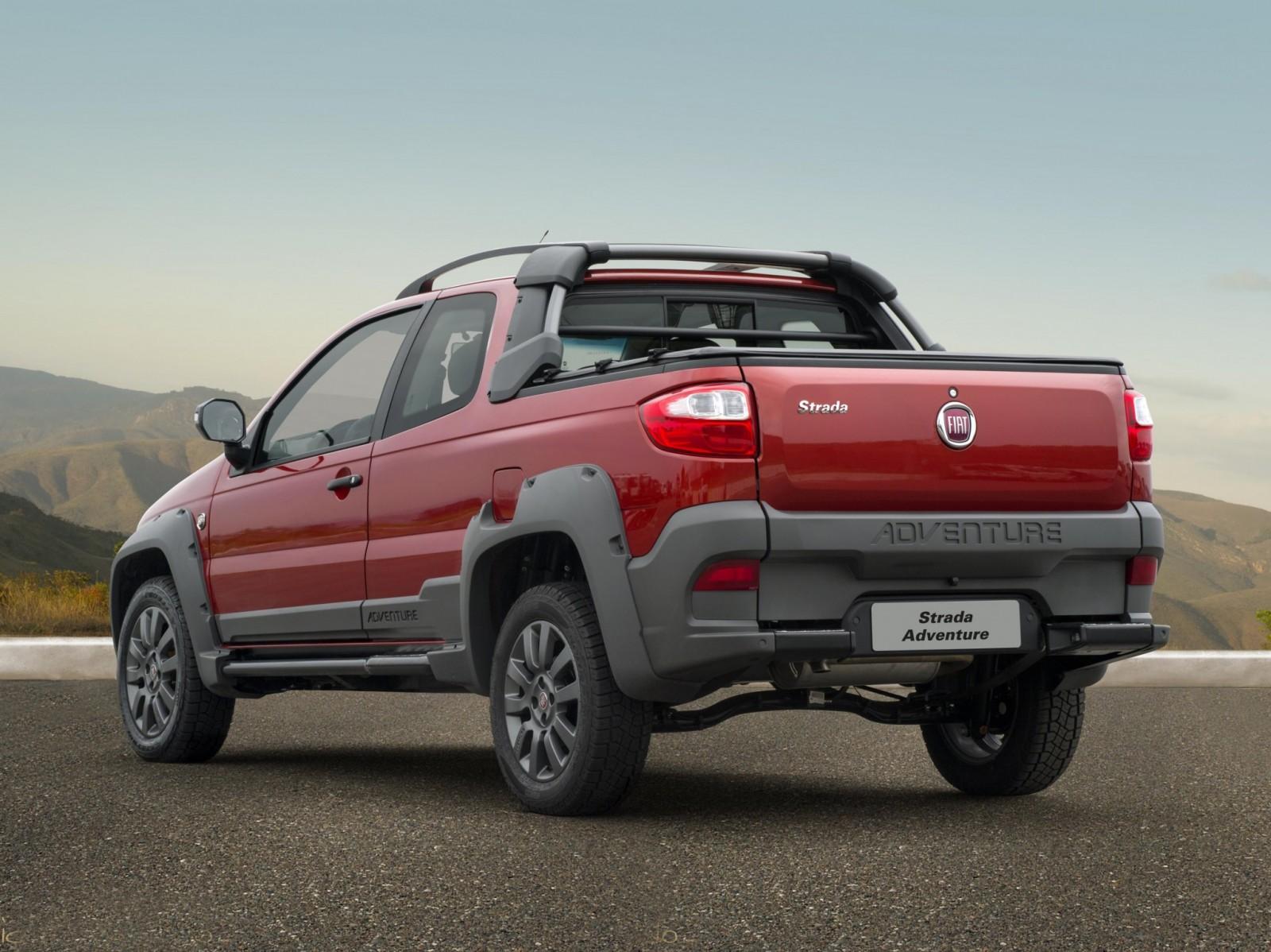 Fiat Lan U00e7a S U00e9rie Especial Extreme Para A Strada Adventure