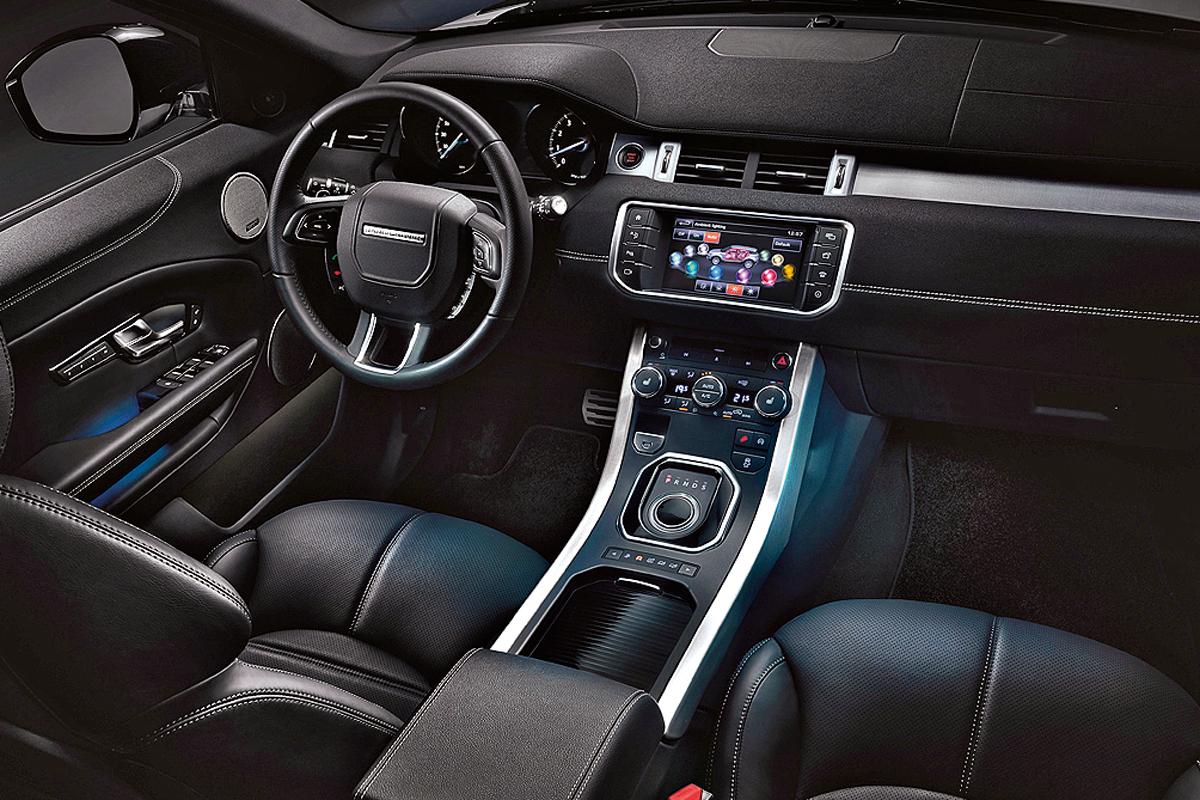 Avaliação: Range Rover Evoque - Motor Show