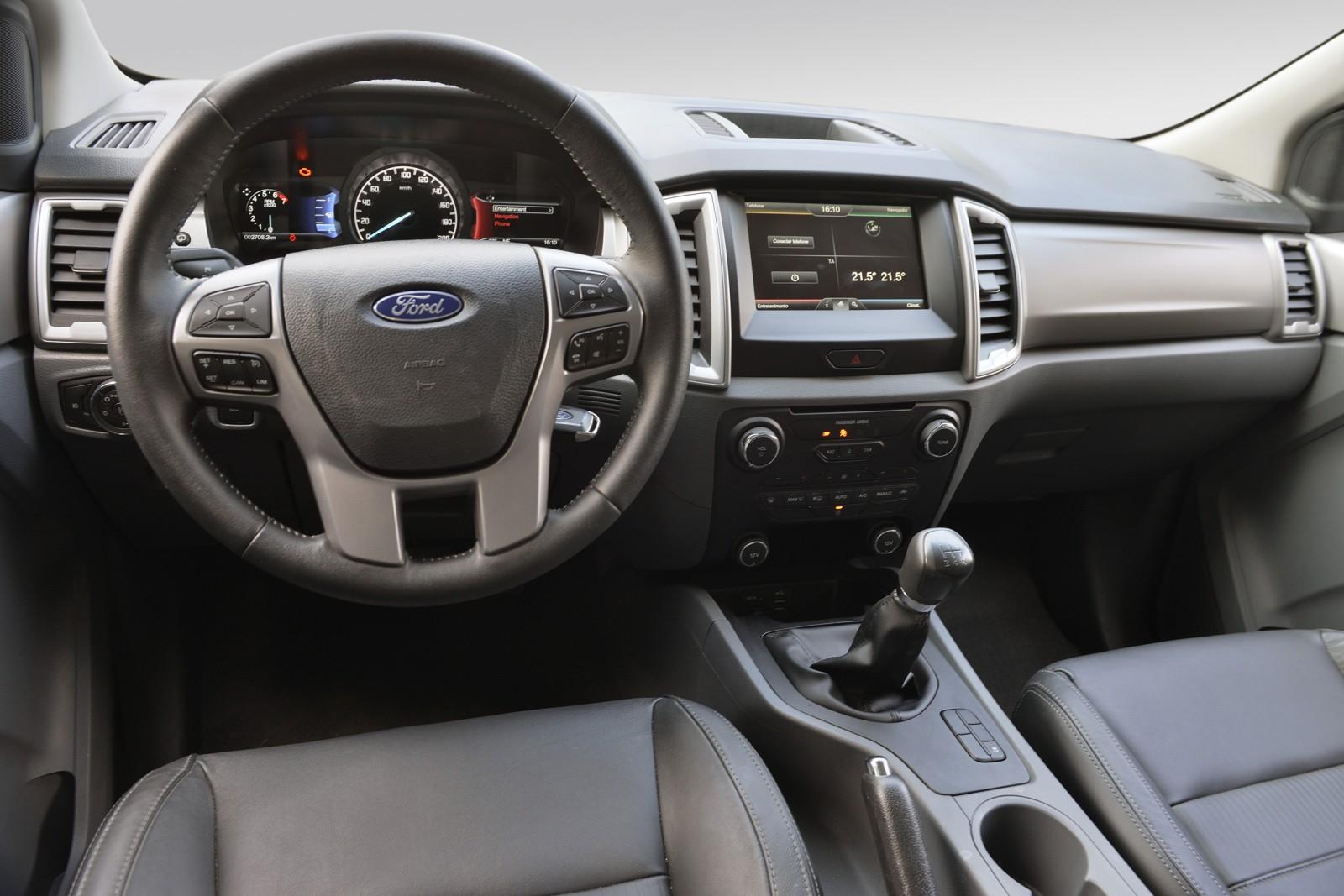 Avaliamos A Nova Ford Ranger Flex Motor Show