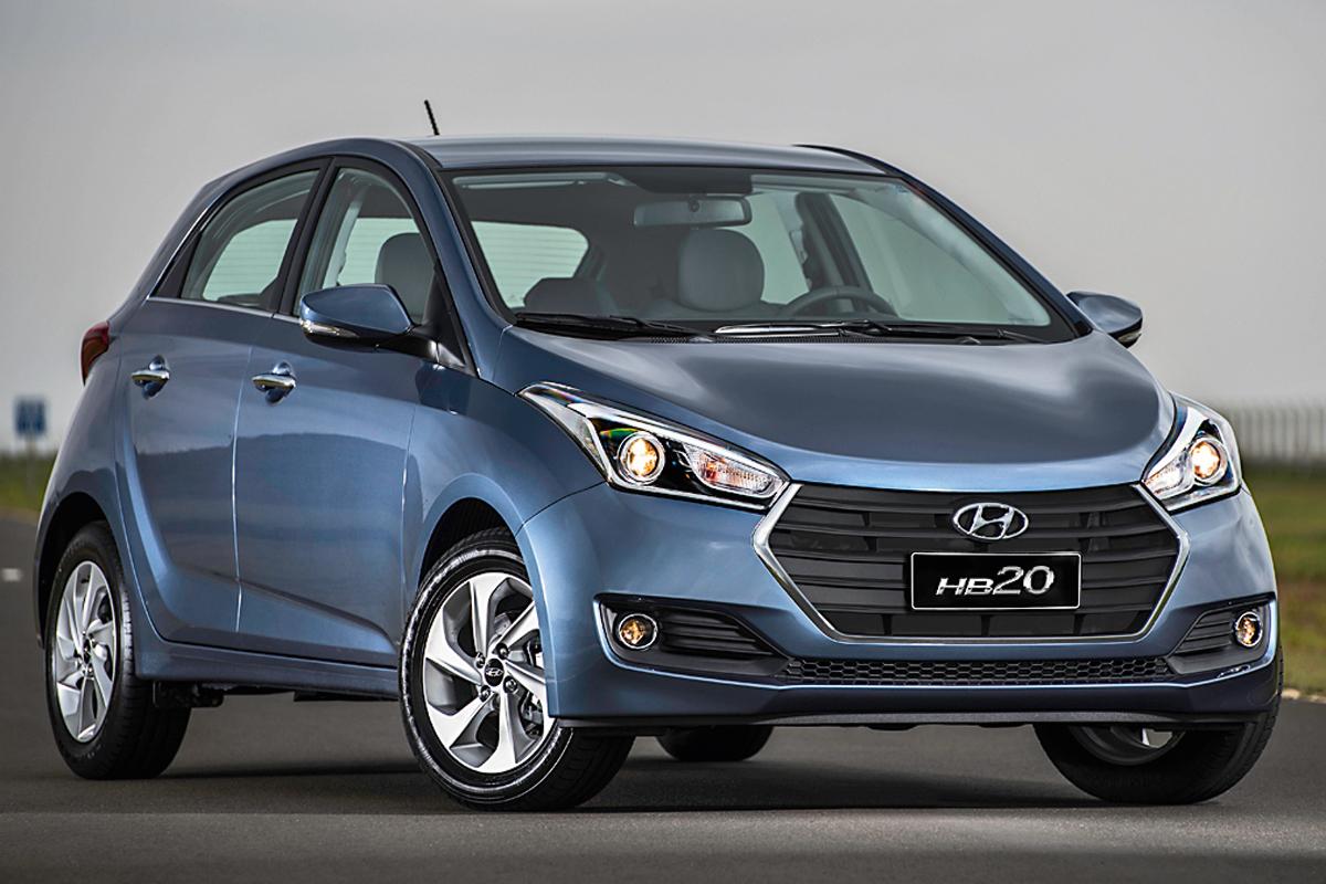 Hyundai HB20 Comfort – R$ 40.545: O acabamento interno é o destaque. Já a relação da quinta marcha é curta demais, prejudicando um pouco o consumo