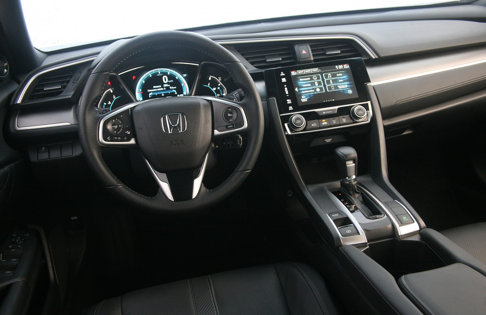 Avaliação: Honda Civic 2017 é ousado, afiado e sofisticado. Porém ...