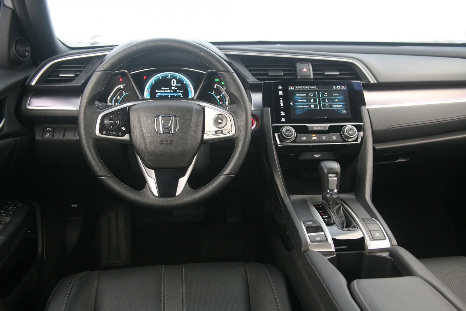 Ford Fusion 2017 prova que o novo Honda Civic está caro demais ...