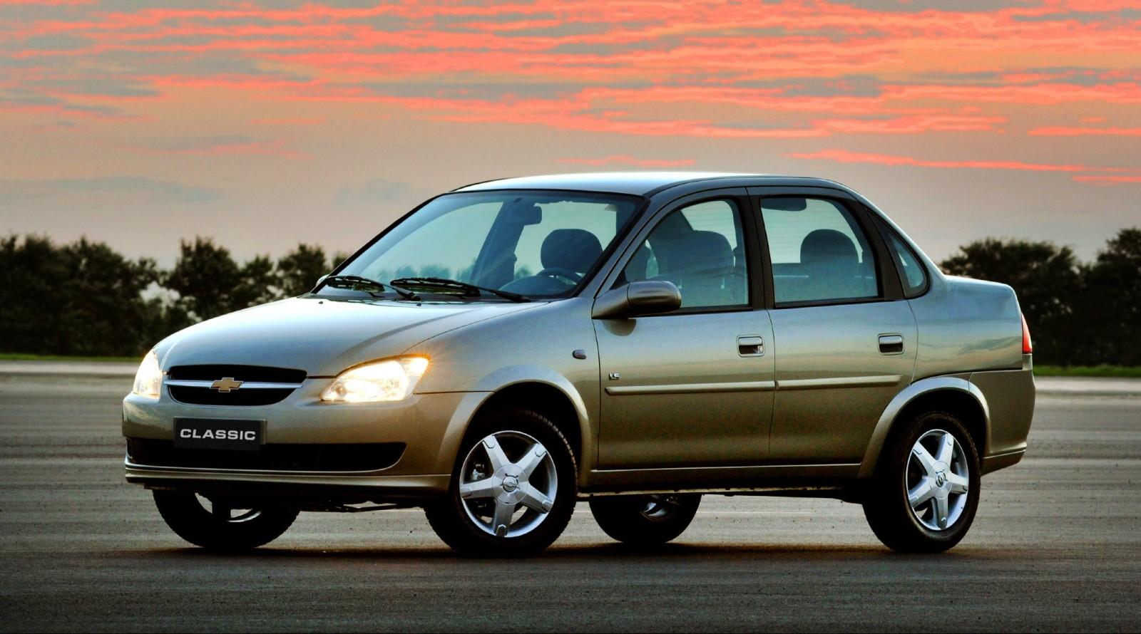 Fim do Chevrolet Classic prova que o preço do carro não é ...