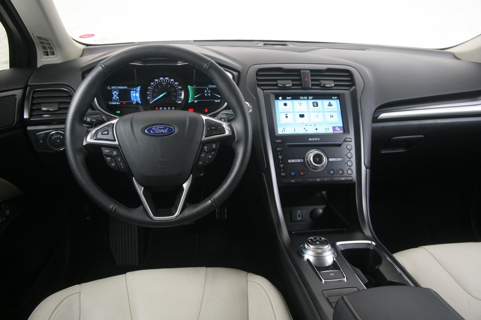 Avalia 231 227 O Ford Fusion 2017 Est 225 Pronto Para A Briga