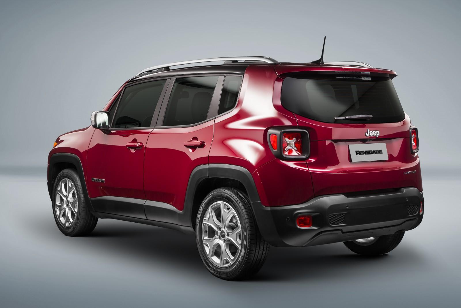 jeep apresenta o renegade 2017 pre os partem de r motor show. Black Bedroom Furniture Sets. Home Design Ideas