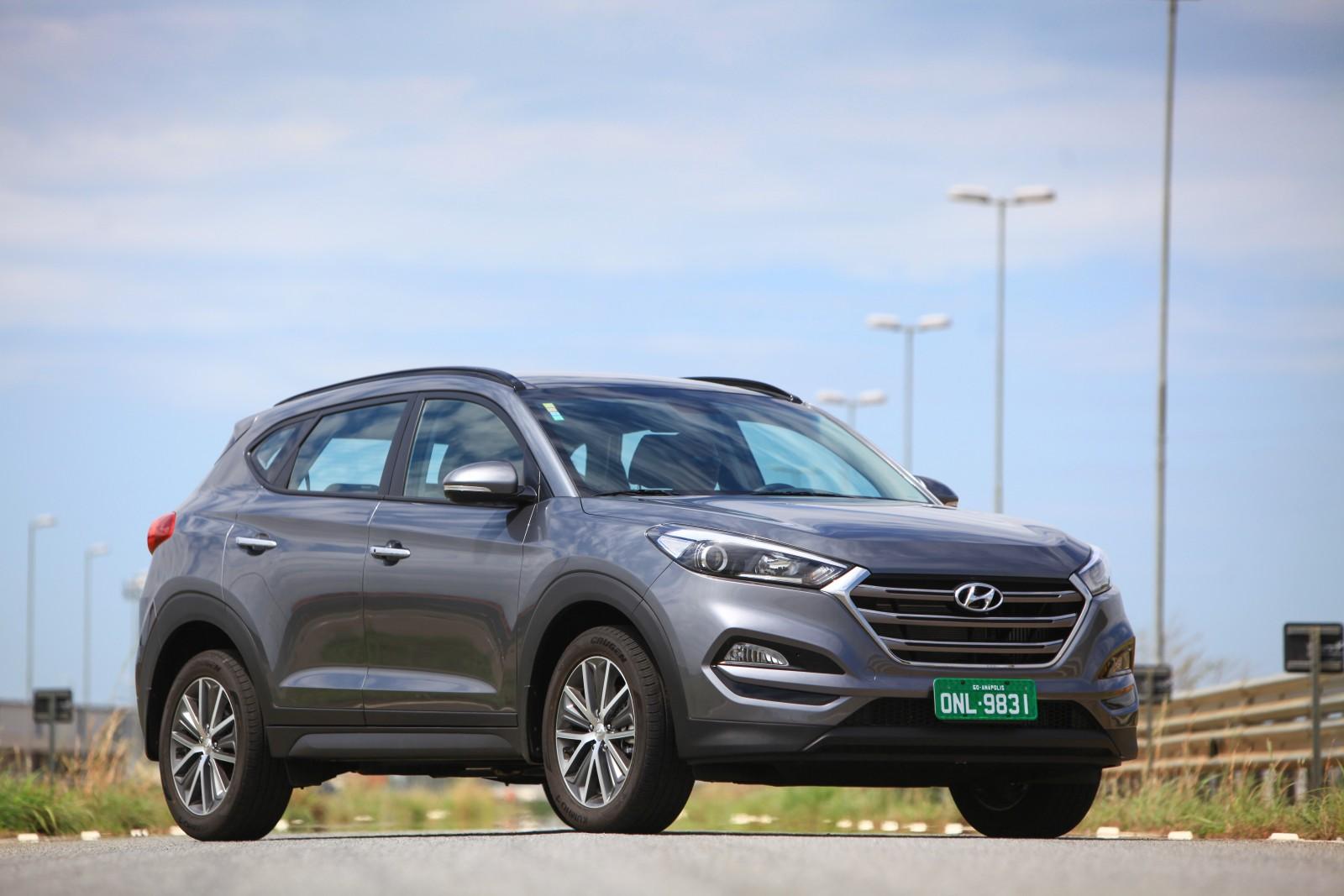 Avalia O Hyundai New Tucson Aposta No Andar De Cima
