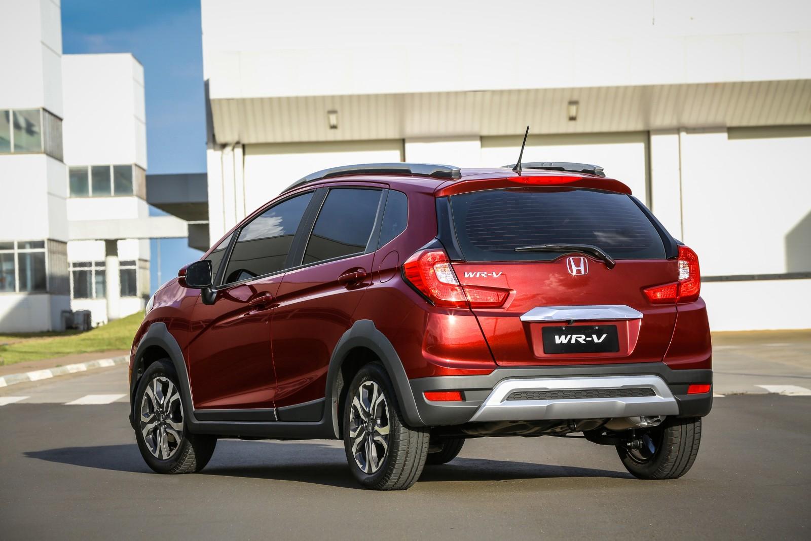 Lançamento: Honda WR-V foi pensado para o público brasileiro - Automania