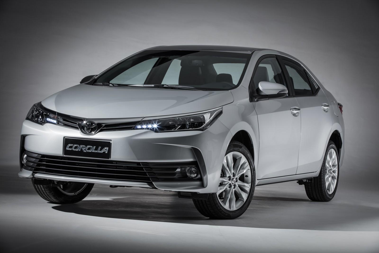 Com novo visual, Toyota Corolla 2018 chega a partir de R ...