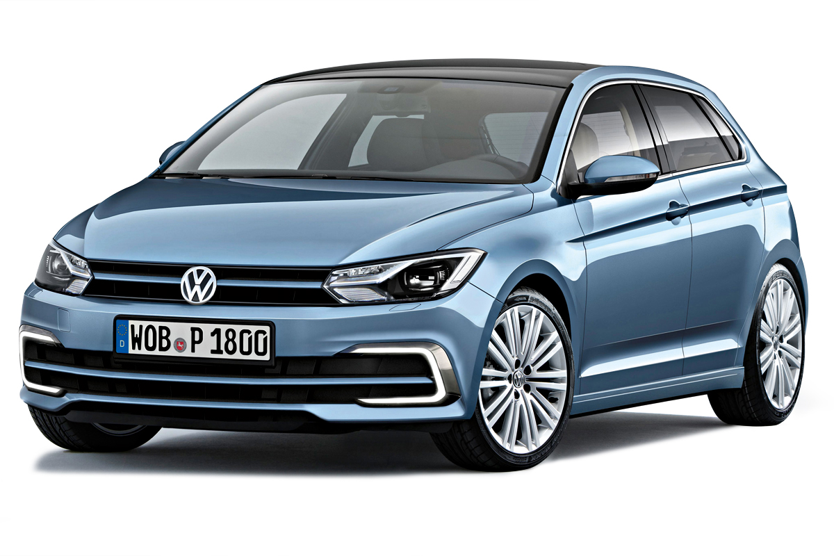 Novos detalhes dos Volkswagen Polo e Virtus - Motor Show