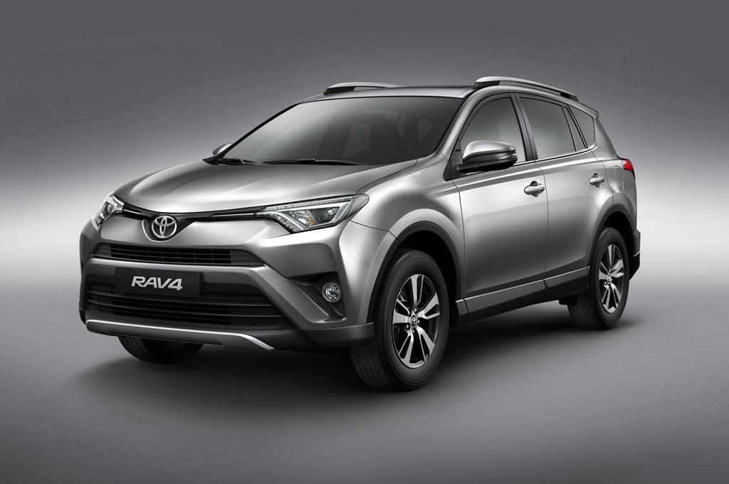 Toyota Rav4 2017 Chega Com Novo Visual Por R 159 290