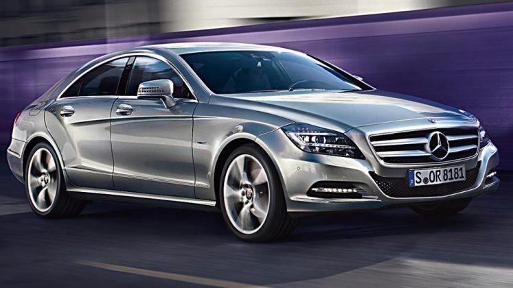 <b>Mercedes-AMG CLS 63</b> – R$ 597.900:  Seu 5.5 V8 biturbo tem 557 cv. Atinge 300 km/h e vai de 0-100 nos mesmos 3s7. Custa R$ 150.000 a menos (por R$ 883.900, você leva o mais luxuoso S 63 Coupé)