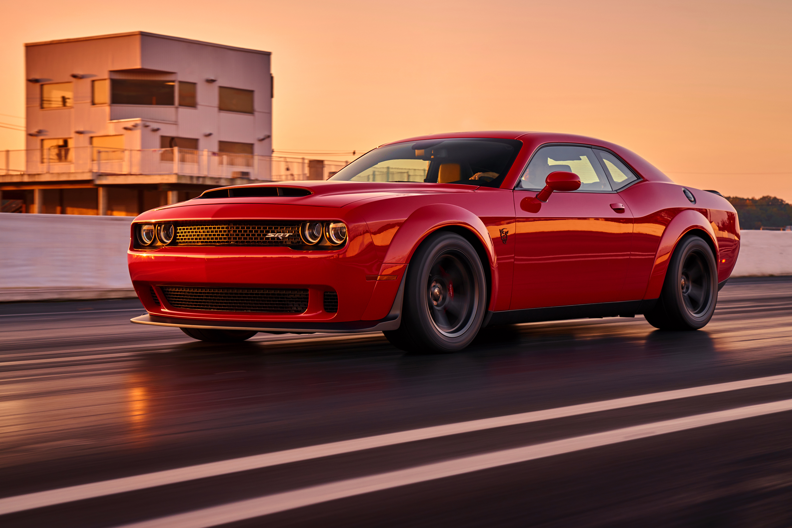 Dodge Challenger Srt Demon 233 O Carro De Produ 231 227 O Mais