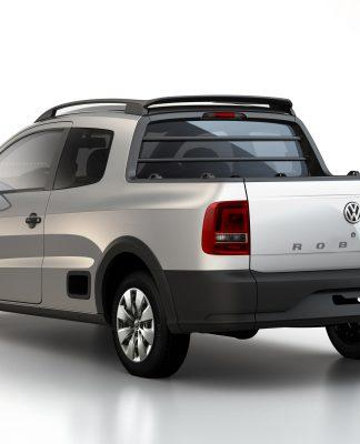 VW Saveiro Robust CD