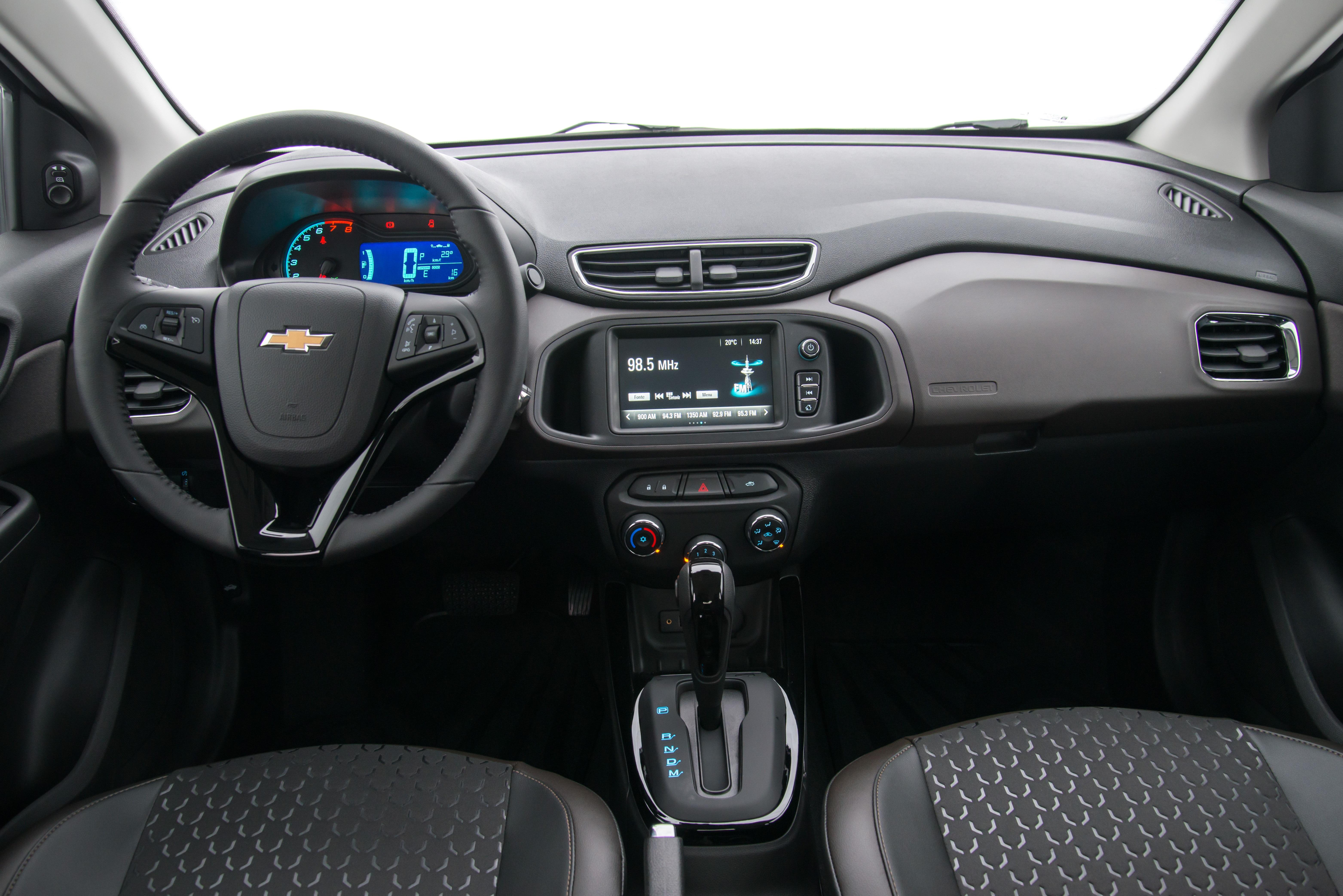 Chevrolet Prisma 2018 Estreia Com Novidades Motor Show