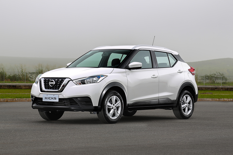 Confira as versões e equipamentos do Nissan Kicks ...