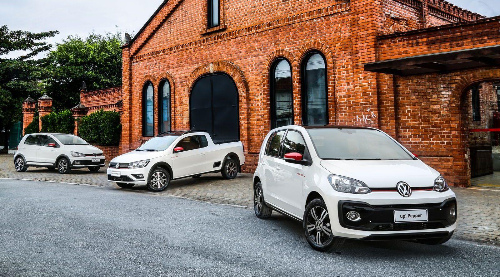 Volkswagen confirma retorno da linha Pepper