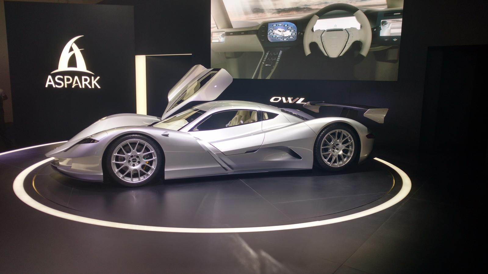 Marca japonesa diz ter carro mais rápido que o Bugatti Chiron