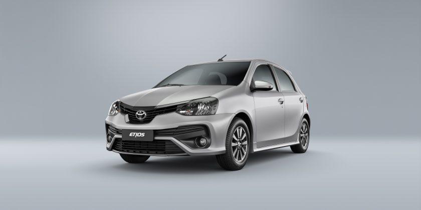 Toyota Etios Hatch XLS