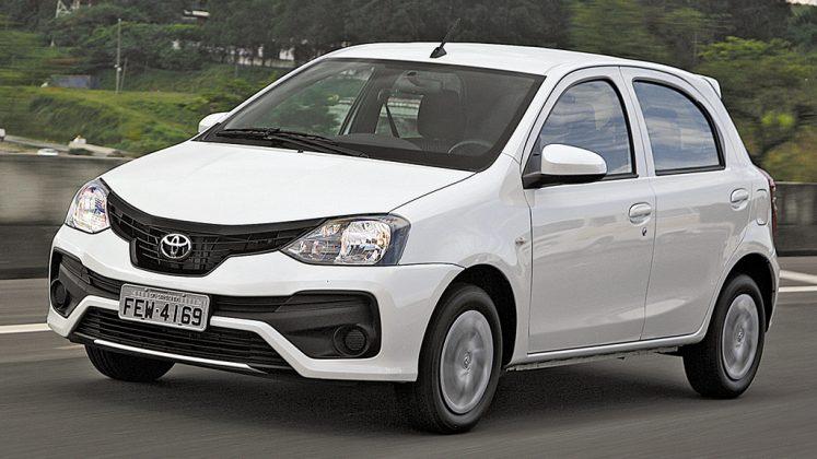 Toyota Etios X