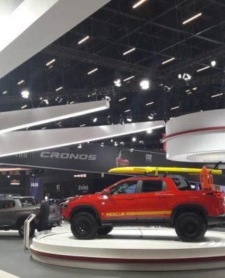 Salão do Automóvel 2020 foi cancelado, segundo jornal