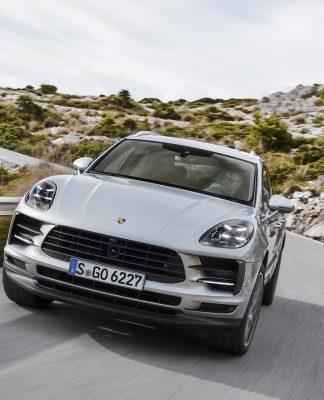 Porsche convoca recall do Macan