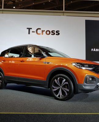VW T-Cross Highline