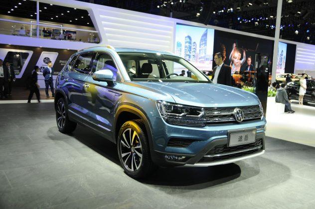 VW Tharu (China)