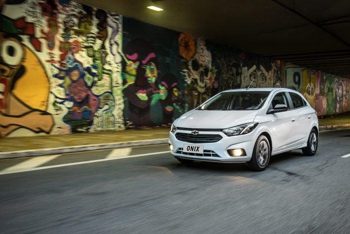 Chevrolet Onix Joy é um das melhores ofertas em leilão da Copart