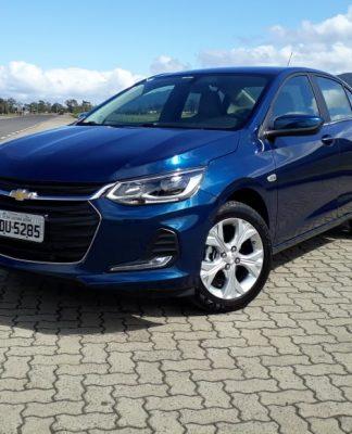 Chevrolet Onix Plus foi eleito o carro mais econômico do Brasil