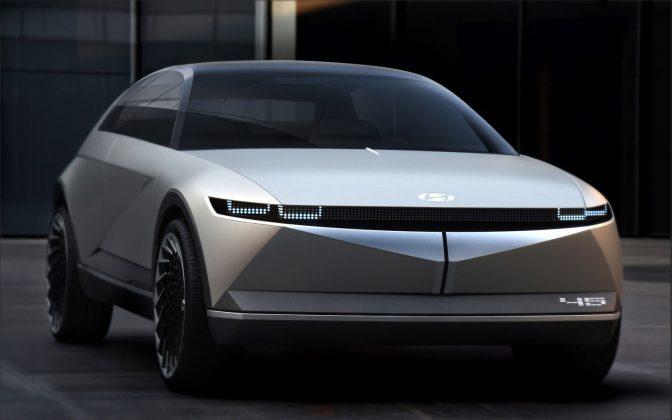 Hyundai Ionic 5