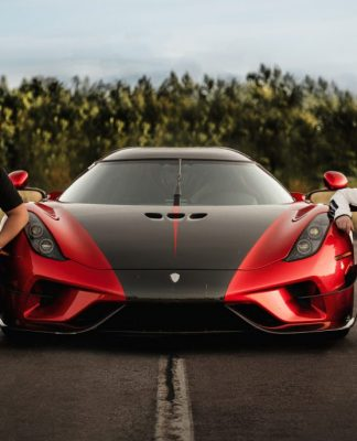 Koenigsegg recorde