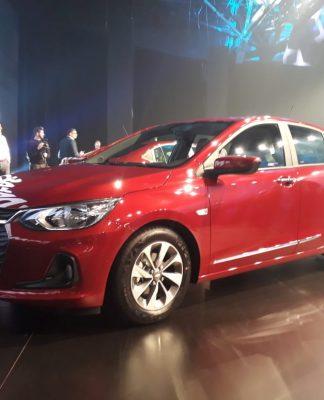 Novo Chevrolet Onix