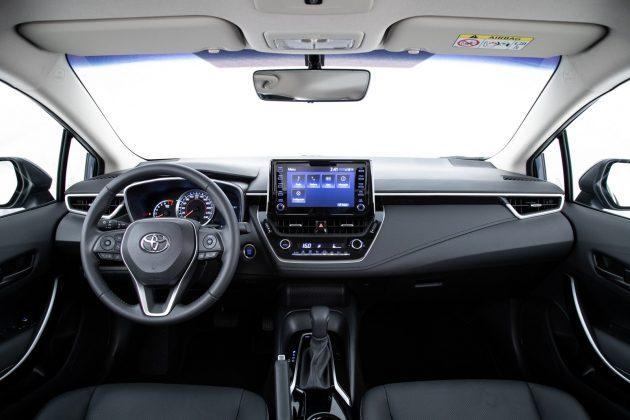 Toyota Corolla 2.0L Dynamic Force