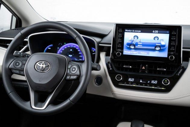 Toyota Corolla Híbrido
